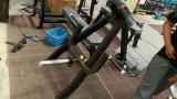 De Rij van het Niveau van de Helling van Bodybuilding, t-Staaf Rij, de Apparatuur van de Club van de Gymnastiek van de Geschiktheid