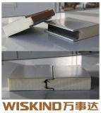 Pannello a sandwich dell'unità di elaborazione di conservazione di calore di GB per costruzione d'acciaio
