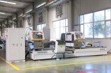 China-Fertigung Parker Aluminiumfenster-Tür, die Maschinen-Zeile bildet