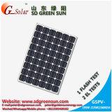Monocrystalline панель солнечных батарей 27V (195W-215W) для электрической системы