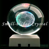 3D Crystal Ball Trophy (ND4025)