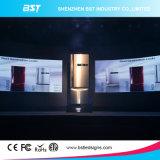 연주회 단계 응용 P8 SMD3535 Epistar LEDs 풀 컬러 Mbi5124를 가진 옥외 임대료 LED 스크린