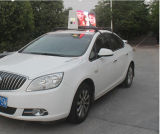 HD P5 Pantalla LED de exterior para Taxi Top (Publicidad dinámica)