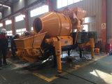 Mélangeur du béton prêt à l'emploi 450L avec l'usine de la Chine de pompe