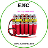 Lithium Ion Battery Pack 11.1V 14.4ah mit Charge Controller