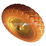 Roda da espuma do plutônio da fábrica de China Maxtop