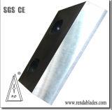 Tampa Superior Girado Lâmina Fixa /facas para Zerma Máquina Triturador de plástico