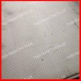 Placa de acero inoxidable de la gota del rasgón de Mandorla (304 304L 316 316L)