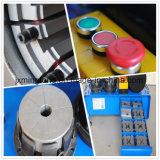 2018 Auto-Tragen einfach, Hochdruckgummischlauch-Falz-Bördelmaschine-Maschine zu verschieben