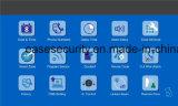 Il sistema di allarme di intrusione dello schermo di tocco con il protocollo di Cid ha supportato (ES-X6)