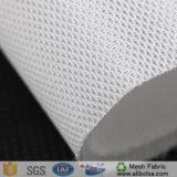 3D de poliéster de malla tejido Separador de aire para prendas de vestir
