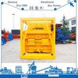 Estação de mistura concreta do misturador de cimento 180m3 da indústria Js3000