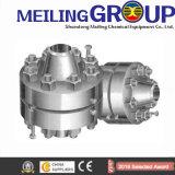 炭素鋼の管付属品のステンレス鋼のフランジの溶接のフランジ
