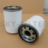 帰りの流動ろ過材(CSG50P25)回で油圧インラインに置換MP Filtri