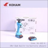 Koham Kh-Hi Pruner 30мм разрез электрической Pruner аккумуляторной батареи