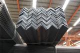 90X90X10在庫の黒く等しい鋼鉄鉄の角度