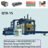 Hohes Efficiency Hydraulic Color Paver Brick Machine von China Manufacture