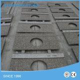 G648 гранитные плиты для столешницами/кухонные столешницы/на крышах в левом противосолнечном козырьке