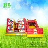 좋은 오락 휴일을 보내 아이들을%s 장애를 가진 다채로운 토템 주제 팽창식 Funcity