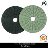 Resina Bond Wet Polishing Buff Pads