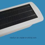 6W LED integrado Jardim Solar/rua/luz exterior
