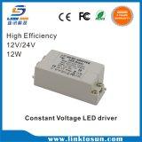 Driver costante di tensione LED del rifornimento 12V 1A 2A 3A 4A 5A 6A della fabbrica con il FCC RoHS del Ce