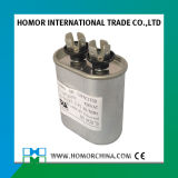 Il metallo può condensatore metallizzato 400V della pellicola di poliestere di Cbb65 0.22UF