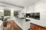Oppein現代新しいデザイン高い光沢のあるラッカー木の食器棚(BY-L-141)