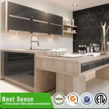 Gabinete de cozinha modular da suspensão de parede MFC