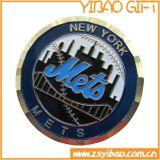 Moneta del ricordo di alta qualità con la doratura elettrolitica (YB-c-031)