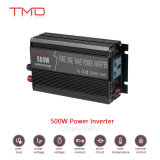 500W 태양 에너지 시스템을%s 고주파 순수한 사인 파동 변환장치 110VDC