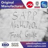 Pirofosfato ácido del sodio de la categoría alimenticia de la fuente de la fábrica (SAPP) 7758-16-9