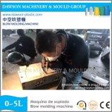 Schmiermittel-Plastikflasche, die Maschinen-Blasformen HDPE maschinell bearbeiten lässt