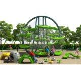 Patio al aire libre de la serie de la isla de la aventura para los parques de atracciones