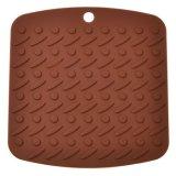 Циновка таблицы пусковой площадки кремния изоляции жары может быть повиснутым прочным Non-Slip держателем бака