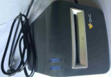 Leitor duplo para RFID, leitor do smart card de cartão da microplaqueta (T6)