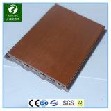 Panel de revestimiento exterior de la pared de la protuberancia WPC del fabricante de China