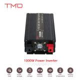 싼 가격 1000W 힘 변환장치 110V AC 믹서를 위한 디지털 표시 장치, 진공, 전력 공구를 가진 작은 차 변환장치에 이중 AC 출구 DC 12V