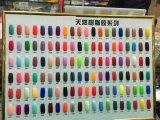Le vernis à ongles avec gel de couleur spéciale et brillant 2018