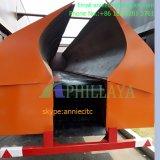 3 de Semi Aanhangwagen van de Tank van de Bloem van de Lading stortgoed van het Aluminium van de as 45m3