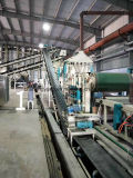 熱い出版物機械に張り合わせるメラミンによって薄板にされる熱い出版物機械