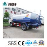HOWO 5-7tonの熱いSale Water Tanker Truck