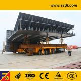Rimorchio idraulico automotore del trasportatore della piattaforma Dcy1000 (rimorchio del trasportatore del cantiere navale)