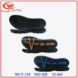 Sandali materiali di gomma di EVA soli per la fabbricazione dei pattini