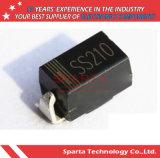 Выпрямитель тока барьера Schottky держателя поверхности Ss22 Ss24 Ss26 Ss210