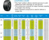 Pneus de configuration du LÉOPARD LSU99 de série de la marque UHP SUV de LANWOO avec l'étiquette d'UE