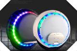 """Carro do balanço elétrico do diodo emissor de luz """"trotinette"""" de 6.5 polegadas com Bluetooth"""