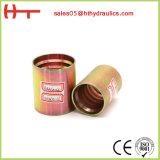 На заводе гидравлические фитинги с обжимным кольцом для SAE 100r1at/EN 853 1SN шланг (00110)