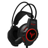 Cuffia stereo di Gamer con il LED (K-V2)