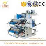 Económica de la máquina de impresión flexográfica de 4 colores